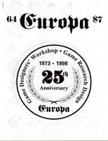 """#64 """"Europa Nuts & Bolts, The Grenadier"""""""
