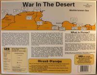 War in the Desert