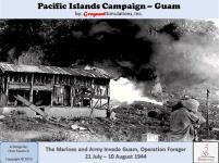 Pacific Islands Campaign - Guam