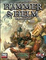 Hammer & Helm - A Guidebook to Dwarves