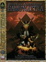 Egyptian Adventures - Hamunaptra