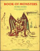 Book of Monsters, The (2nd Printing)