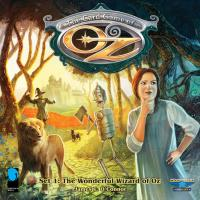 Card Game of Oz, The