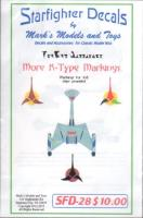 K-Type Markings #2