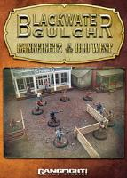 Blackwater Gulch - Gangfights in the Old West Rulebook