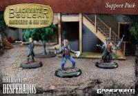 Hired Guns Desperados Starter Box Set