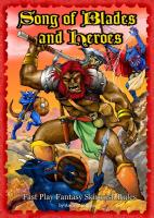 Song of Blades and Heroes (3rd Edition)