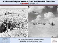 Armored Knights North Africa - Operation Crusader