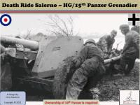 Death Ride Salerno - Herman Goring/15th Panzer Grenadier