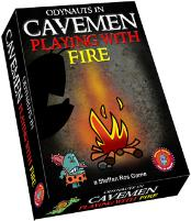 Odynauts in Cavemen Playing with Fire