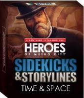 Sidekicks & Storylines Expansion, Time & Space