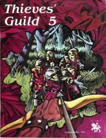 Thieves' Guild #5 (2nd Printing)