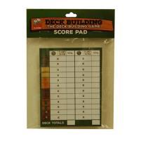 Deck Building - The Deck Building Game Score Pad