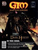 """#105 """"Conflict of Heroes Scenario, Dark Heresy, World of Warcraft TMG"""""""