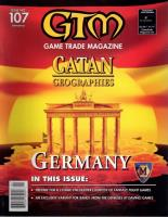 "#107 ""Catan - Germany, Bang! Two-Player Variant, Cosmic Encounter"""