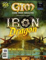 "#205 ""The Dragon Roars Back in Iron Dragon, A Game of Thrones - The Card Game Watchers on the Wall Expansion, Second Edition of Wyrd's Through the Breach RPG"""