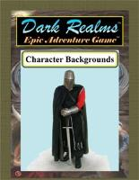 Character Backgrounds