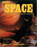 Space (2nd Edition, 1st Printing)