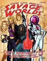 Savage Worlds - Fast! Furious! Fun! (1st Edition)