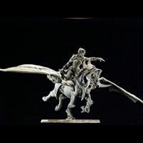 Darkpath Sorceress on Pegasus