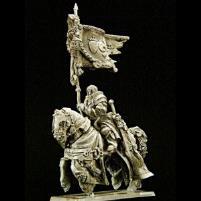 Fuedal Knight-Errant Standardbearer