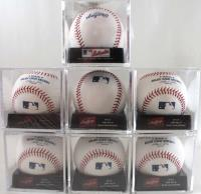 Official Ball Collection - 7 Balls!
