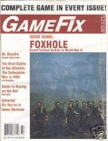 #10 w/Fox Hole