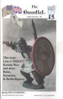 "#15 ""Piquet, Korean War, WWII Aerial Combat"""