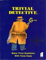 Trivial Detective