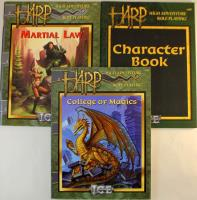 HARP Supplement Collection - 3 Books!