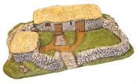 Scottish Highlands Village Set - Building #1