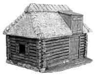Log Cabin Village Set - Building #4