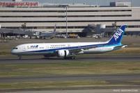ANA Boeing B787-9