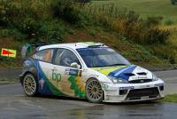Ford Focus RS WRC 2004 Rally Deutschland (Limited Edition)