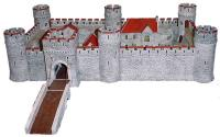 Deluxe Six Section Castle
