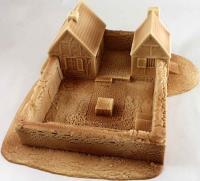 Medieval Village Building 4C