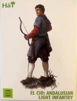 El Cid - Andalusian Light Infantry