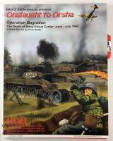 Onslaught to Orsha - Operation Bagration (1st Printing)