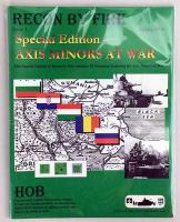 """Recon by Fire #3 """"Special Edition - Axis Minors at War"""""""
