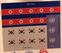 Roundel Sheet - Korean War