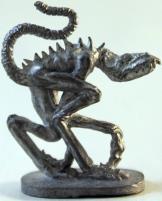 Attacking Demon #1