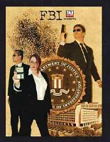 FBI d20 - Law Enforcement