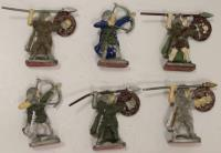 Elves of the Woodlands Collection #1