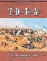 Devil Takes All, The - The Battle of Opequon Creek, 1864