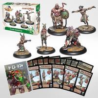 Clan Bamaka Starter Box (2nd Edition)