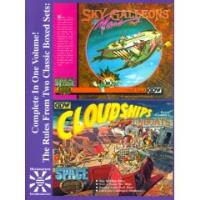 Sky Galleons of Mars & Cloudships and Gunboats (Reprint Edition)