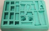 #99 - Egyptian Fountain Accessory Mold