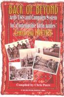 Back of Beyond - Army List & Campaign System, Central Asia 1919-1926