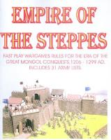 Empire of the Steppes