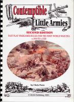 Contemptible Little Armies (2nd Edition)